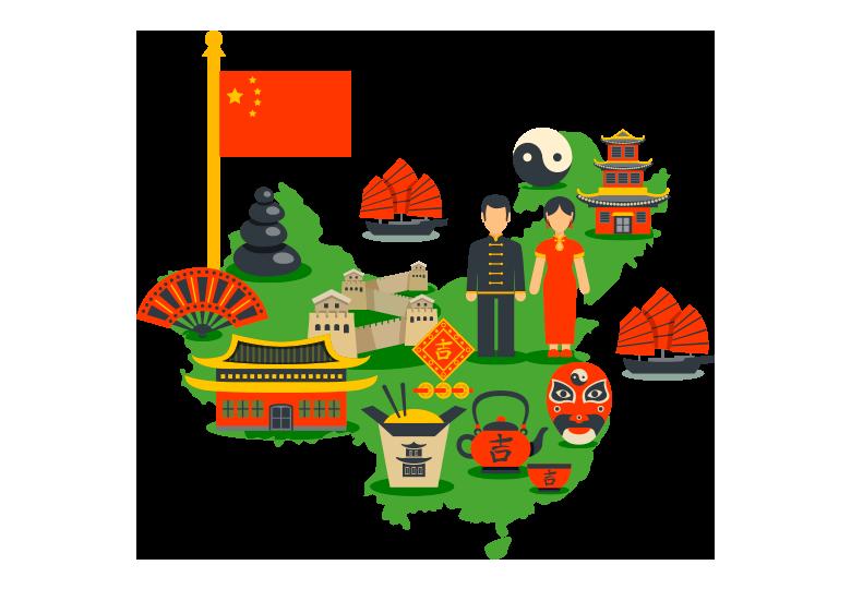 acompanamiento en china